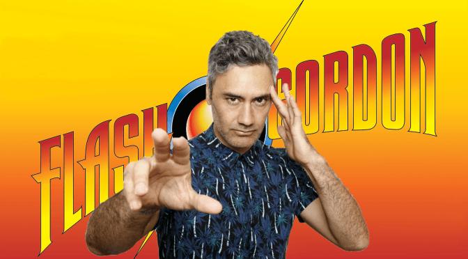 Taika Waititi To Bring Flash Gordon Back to The Screen
