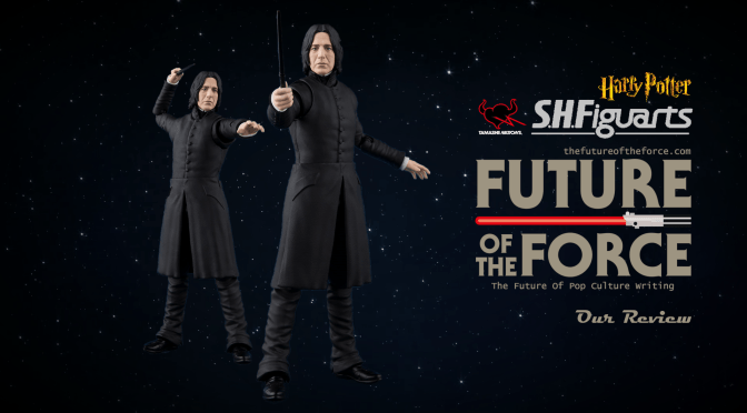 S.H. Figuarts Review | Severus Snape (Harry Potter and the Sorcerer's Stone)
