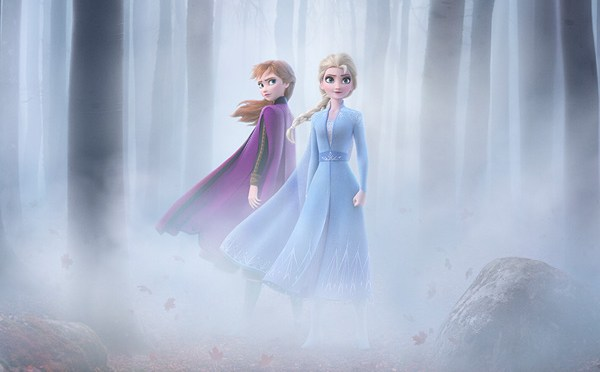 Frozen 2 | The Past is Not What it Seems. The New Trailer Has Arrived!