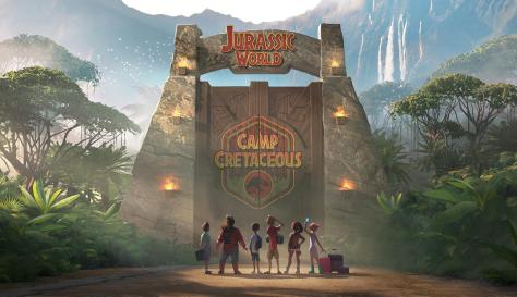 Jurassic World: Camp Cretaceous | All-New Animated Series Coming to Netflix in 2020