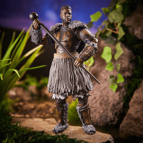 Marvel Legends Review | M'Baku (Black Panther)