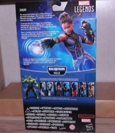 Marvel Legends Review   Shuri (Black Panther)