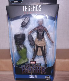Marvel Legends Review | Shuri (Black Panther)