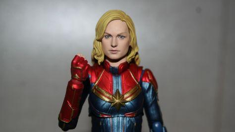 S.H. Figuarts Captain Marvel Review 9