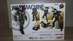 S.H. Figuarts Review | War Machine MK-4 (Avengers: Infinity War) Web Premium Exclusive