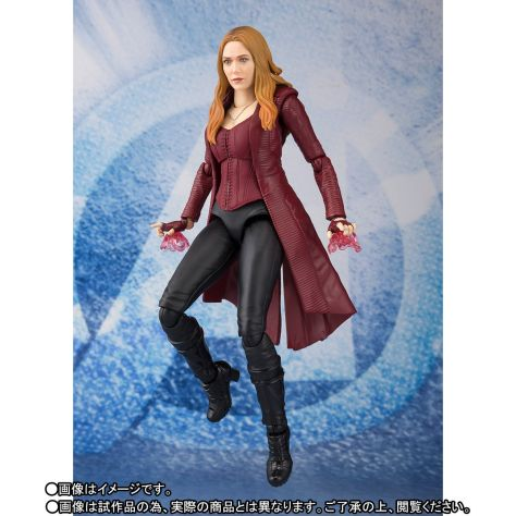 S.H. Figuarts News | Scarlet Witch (Avengers: Infinity War) Announced