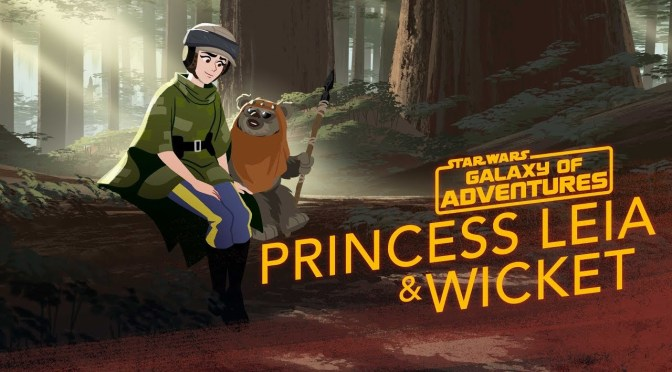 Star Wars: Galaxy of Adventures | Princess Leia - An Unexpected Friend