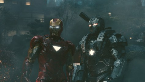 The Best Moment Iron Man 2