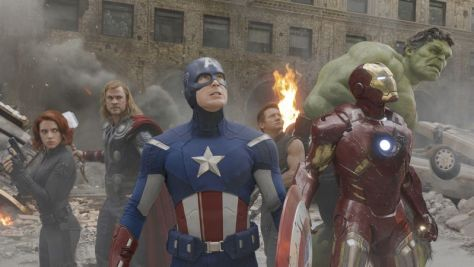 The Best Moment   The Avengers
