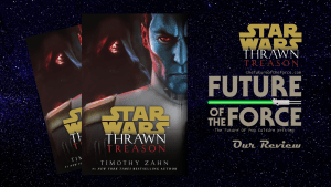 Book Review | Star Wars: Thrawn Treason