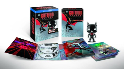 Batman Beyond: The Complete Animated Series Blu-Ray Announced