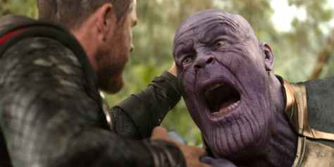 The Best Moment | Avengers Infinity War