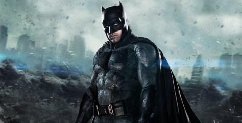 Ben Affleck's Rejected Batman Script Saw the Dark Knight Incarcerated in Arkham Asylum!