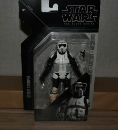 Black Series Archive Review| Biker Scout (Return of the Jedi)