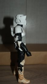 Black Series Archives Biker Scout Review 7