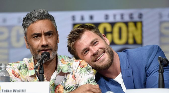"Taika Waititi Set to Direct ""Thor 4"""