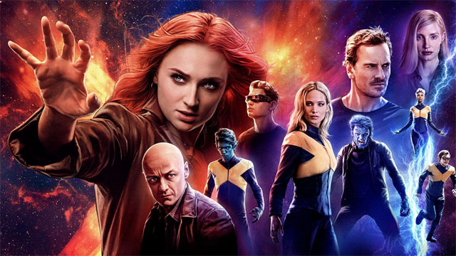 X-Men: Dark Phoenix Blu-Ray Release Date Confirmed