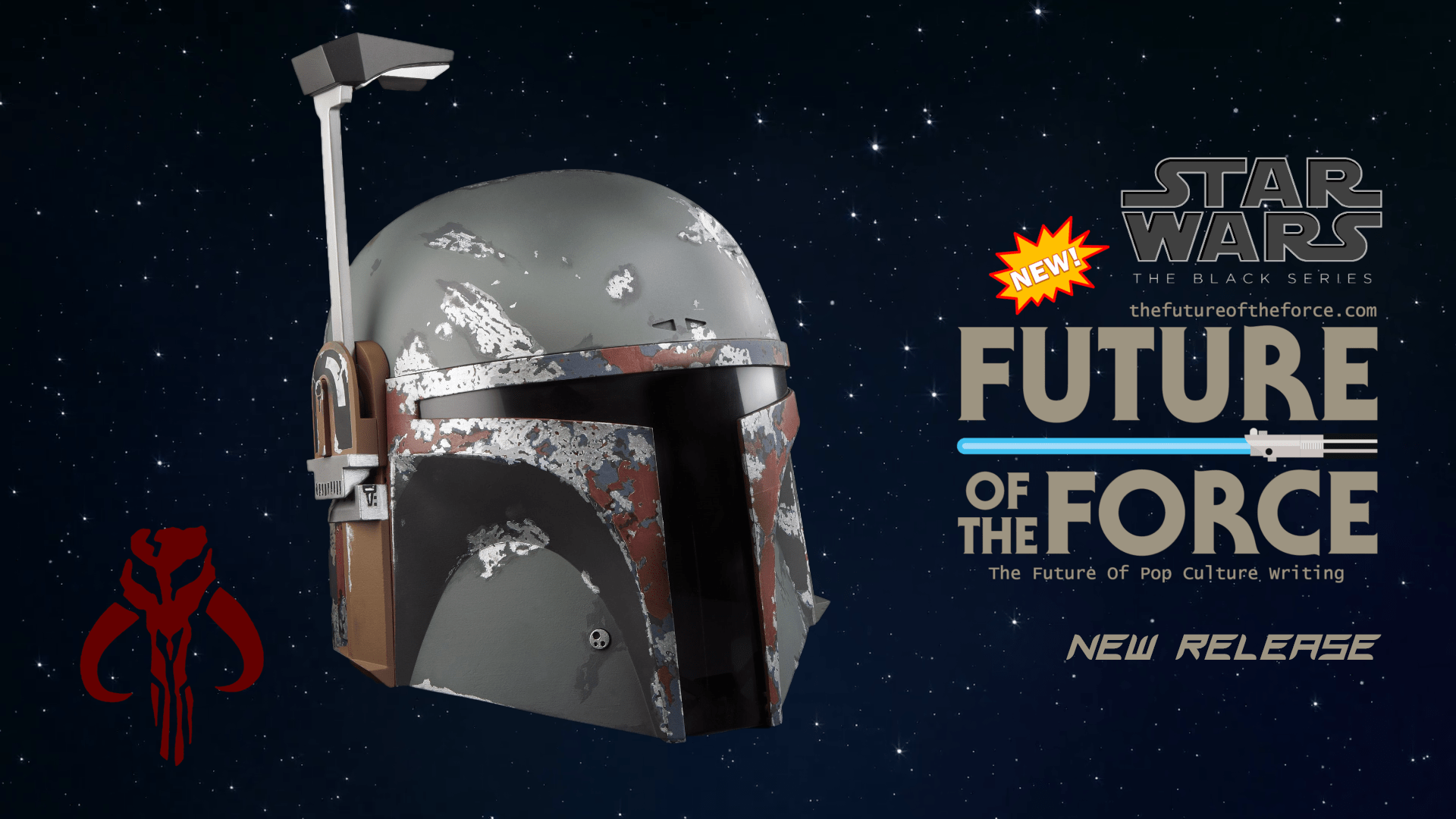 Revealed | Star Wars: The Black Series Boba Fett Premium Electronic Helmet
