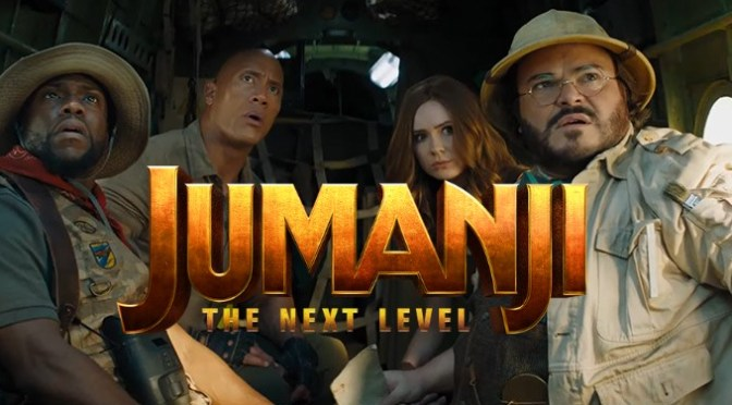 The Trailer for Jumanji: The Next Level Ups It's Game!