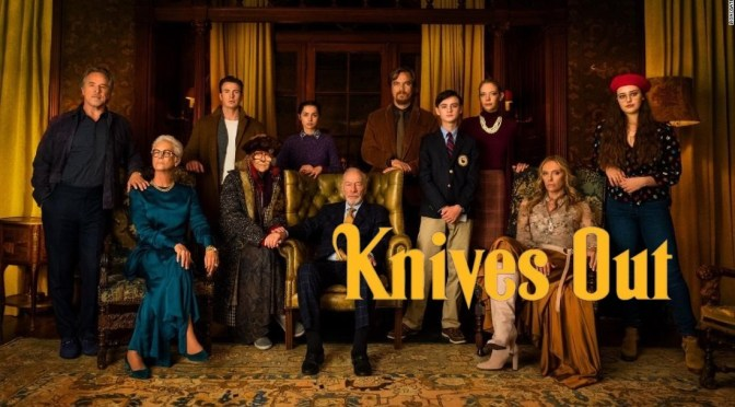 Knives Out | The Suspects are Revealed in the Trailer for Rian Johnson's New Murder Mystery