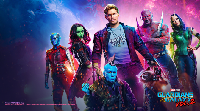 The Best Moment | Guardians of the Galaxy Vol. 2
