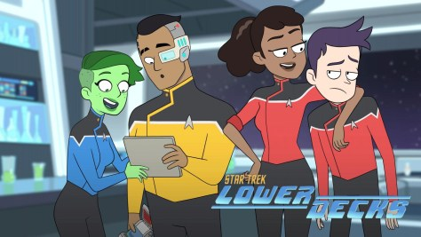 Star Trek: Lower Decks | Cast and Character Designs Unveiled