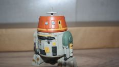 Star Wars The Black Series Chopper (Star Wars Rebels) Review 2