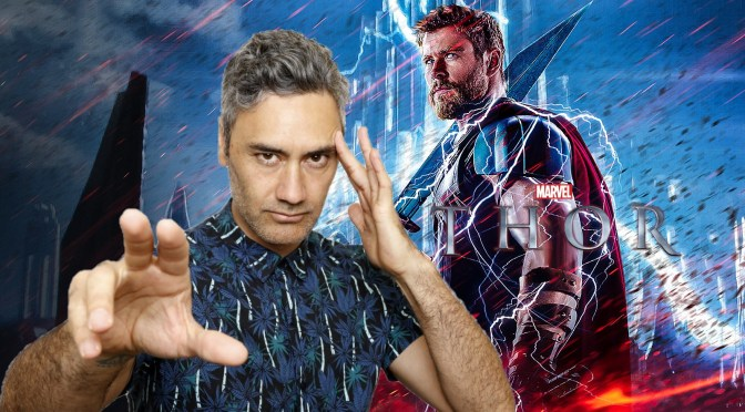 It's Official | Taika Waititi to Write & Direct Thor 4
