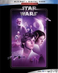 First Look | The Star Wars Saga Re-Release Blu-Ray Artwork