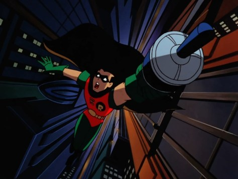 Batman The Animated Series (Robin)