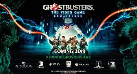 Ghostbusters: The Video Game Remastered | Release Date Announced
