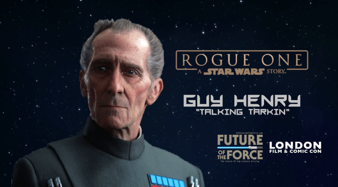 Guy Henry | Talking Tarkin (Interview)