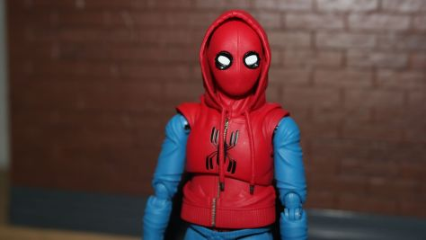 FOTF S.H. Figuarts Spider-Man Homemade Suit (Spider-Man Homecoming) Review