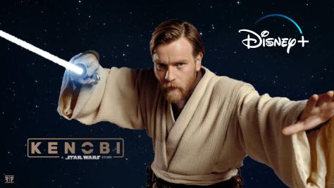 Obi-Wan Kenobi Disney + series Announced