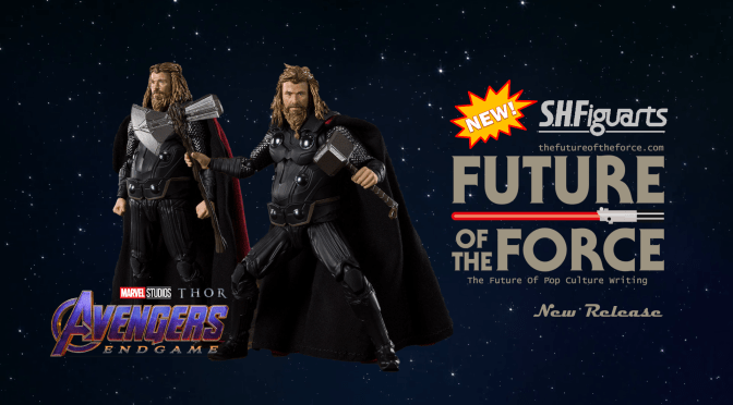 S.H. Figuarts News| Avengers Endgame Thor Revealed