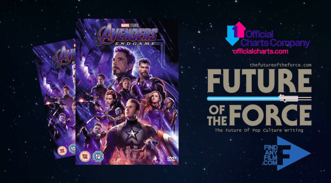 The Official Film Chart | The UK Top Ten (4th September 2019)