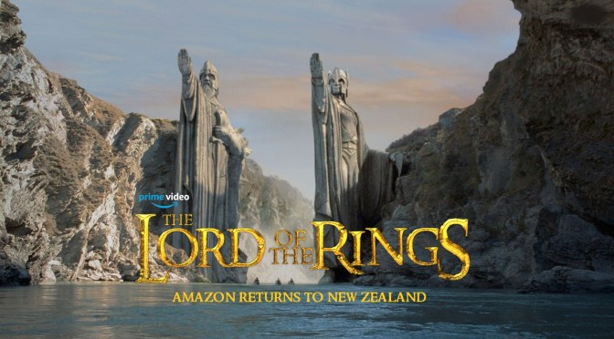 Amazon's Lord of the Rings Series Returns to the Home of Middle-Earth