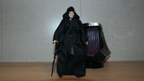 Black Series Review Emperor Palpatine Deluxe 7