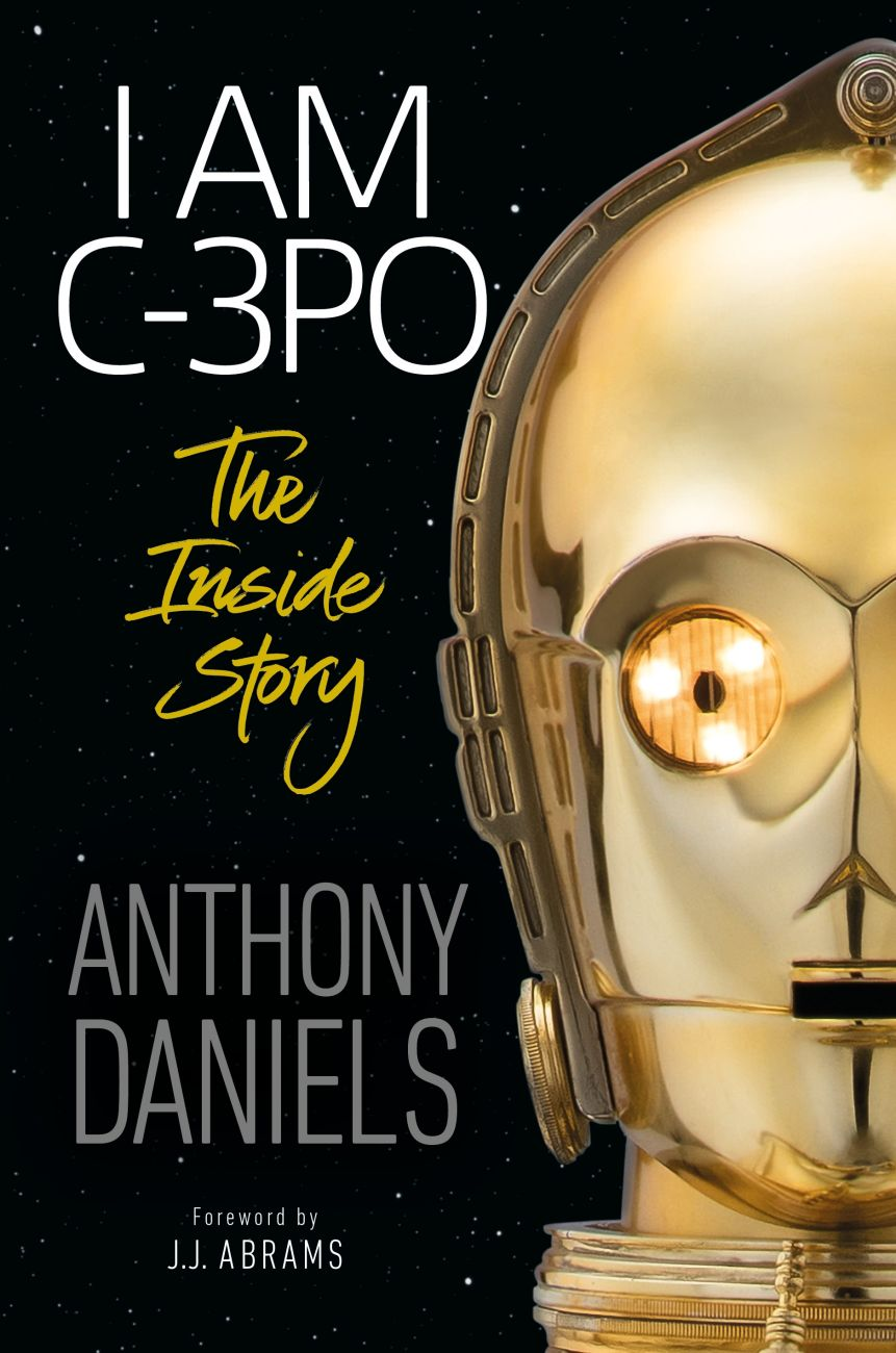 London Literature Festival | Anthony Daniels: My Life as C-3PO