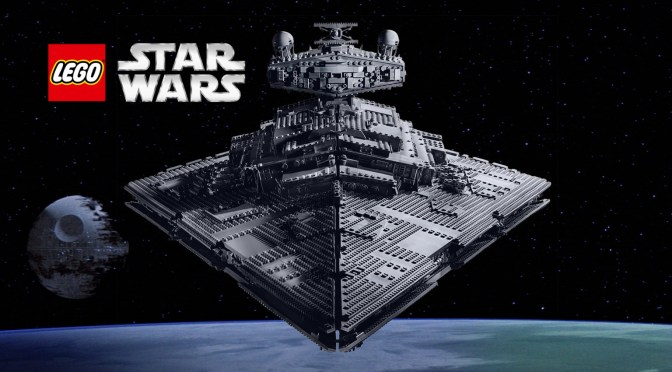 Star Wars | LEGO Unveils Behemoth Imperial Star Destroyer