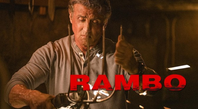 Rambo: Last Blood Red Band Trailer Runs Red With Blood.