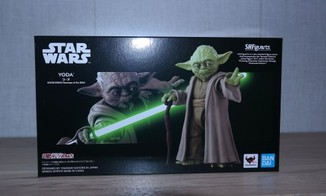 S H Figuarts Review Yoda Bandai Limited Star Wars Revenge Of The Sith Future Of The Force