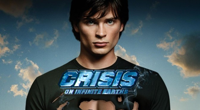Tom Welling to Reprise his Role as Clark Kent for Crisis on Infinite Earths