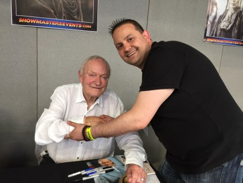 Julian Glover | The Empire and The Last Crusade (Interview)