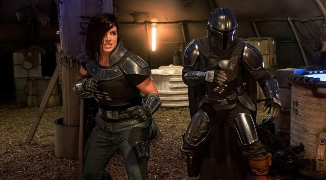 New Images | The Mandalorian and Cara Dune Unite!