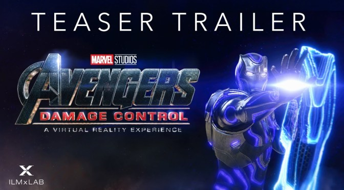 Marvel Unveils EPIC New Trailer for Avengers: Damage Control