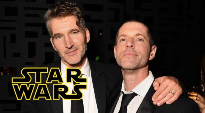 D.B Weiss and David Benioff Exit the 'Star Wars' Trilogy for Netflix? Really?