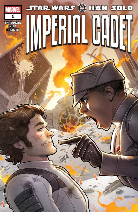 Comic Review | Star Wars: Han Solo - Imperial Cadet (Marvel)