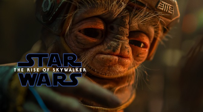 Star Wars: The Rise of Skywalker | Meet Babu Frik