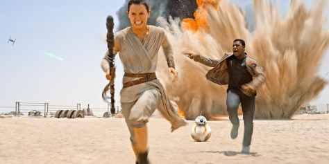 Star Wars   Defining Moments: Rey